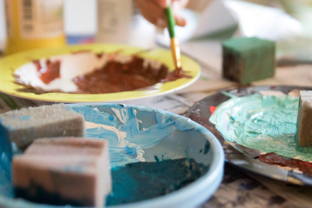 Les arts sont un accès direct à notre faculté de créer.